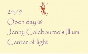 Open Day στο Illium Center of Light το Σάββατο  24 Σεπτεμβρίου 2016