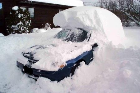 Η Προστασία του αυτοκινήτου από το κρύο και το χιόνι!