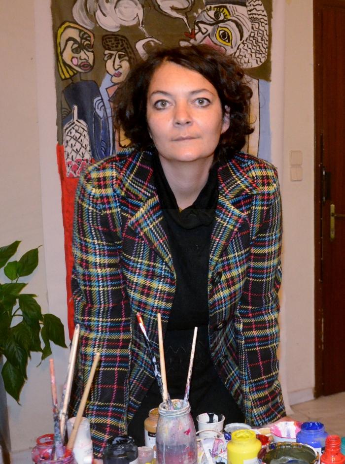 Μαρία Ζαχαρογιάννη