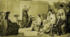 η Πυθαγόρεια μουσική των αστρων - pythagorean music of the spheres του Ιπποκράτη Δάκογλου