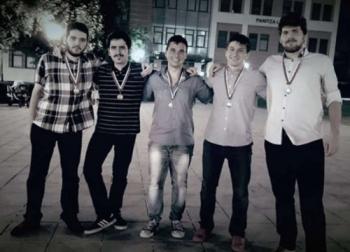 """Έλληνες φοιτητές διέπρεψαν στον παγκόσμιο μαθηματικό διαγωνισμό """"IMC 2016""""- Κέρδισαν 5 μετάλλια"""