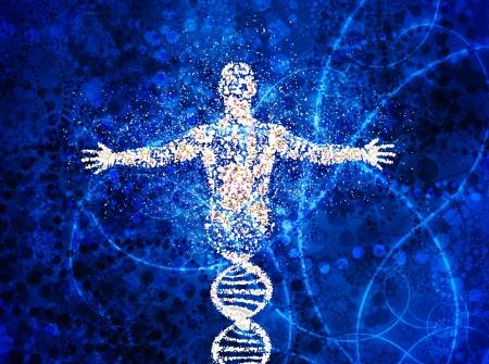 Aπεδείχθη ότι το dna μας είναι υπολογιστής συνδεδεμένος σε ένα συμπαντικό διαδίκτυο!