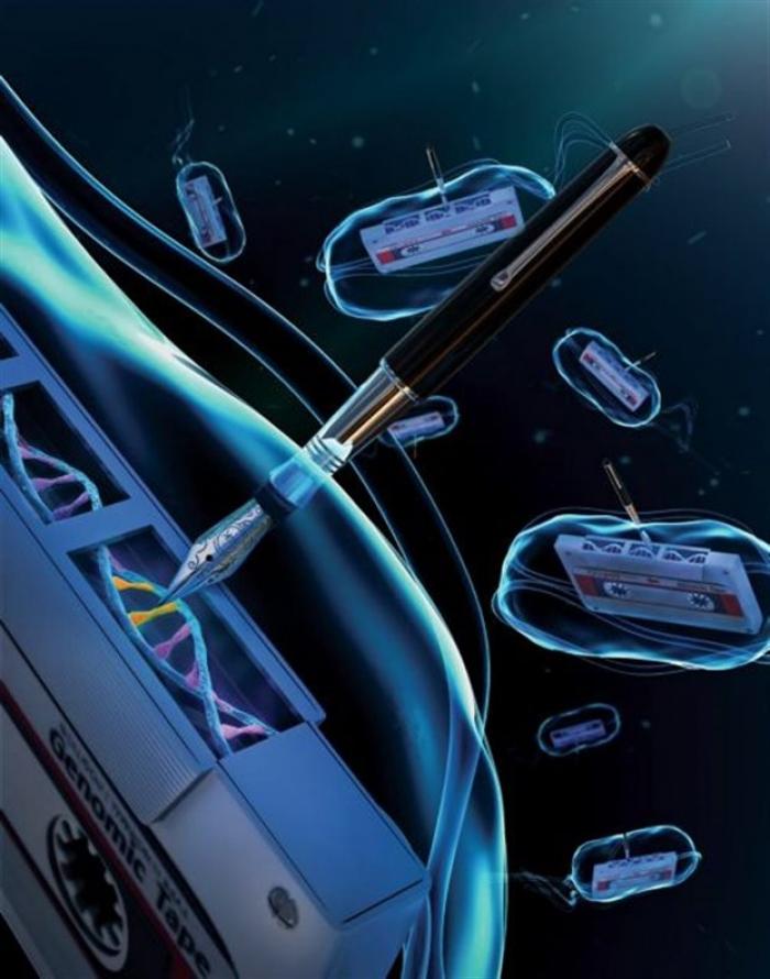 Το DNA σε ρόλο σκληρού δίσκου