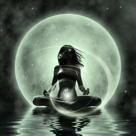 Δέηση ευγνωμοσύνης Γης & Σελήνης - Απελευθέρωση & Ενσωμάτωση