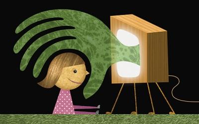 Η τηλεόραση και οι επιδράσεις της στα παιδιά