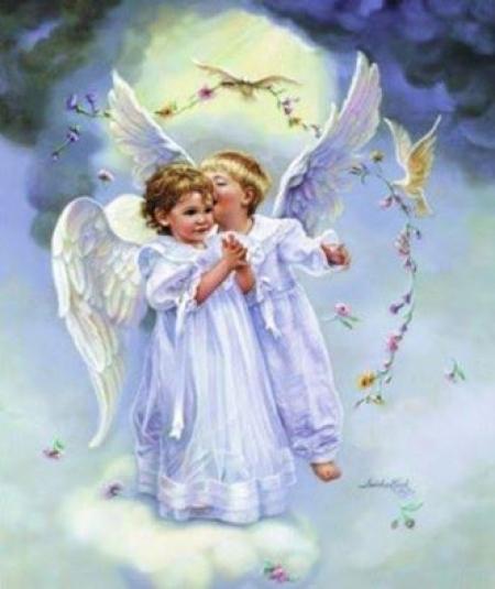 Η συχνότητα των αγγέλων είναι η χαρά