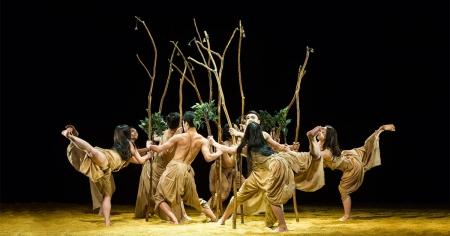 Εμείς - χοροθεραπεία online | Λήδα Shantala