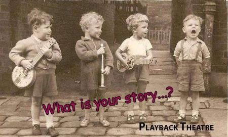Play back theatre ( Αυθόρμητο Ψυχοδραματικό Θέατρο)