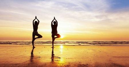 Retreat γιόγκα και χοροθεραπείας με τη Λήδα Shantala